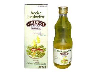 Aceite Acalorico