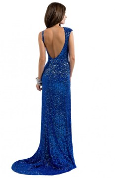 blue-open-back-long-train-shimmery-sequin-prom-gown-P5807-621x960