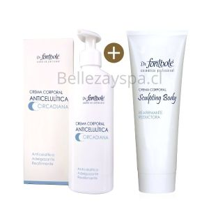 PACK CIRCADIANA + SCULPTING BODY
