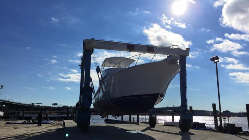 boat window repair