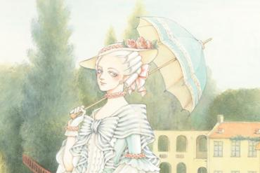 Marie-Antoinette, muse des mangakas