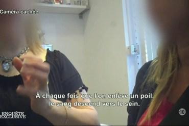 Epilation des sourcils interdite dans des instituts de beauté de Saint-Denis