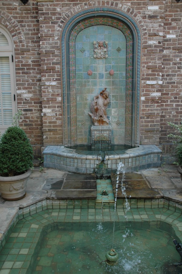 Water Fountains Of Bellingrath