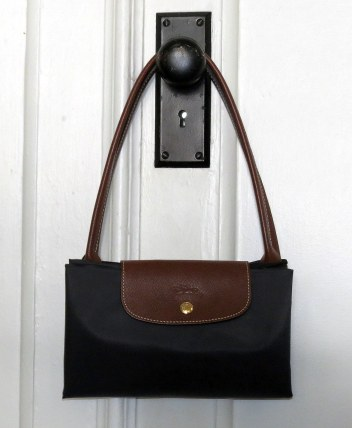Bags - Longchamp Le Pliage Large Tote - folded