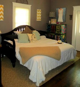 Tips for Hosting Overnight Guests - Bed (2)