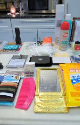 DIY - Wedding Emergency Kit -Items (2)