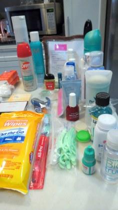 DIY - Wedding Emergency Kit -Items (3)