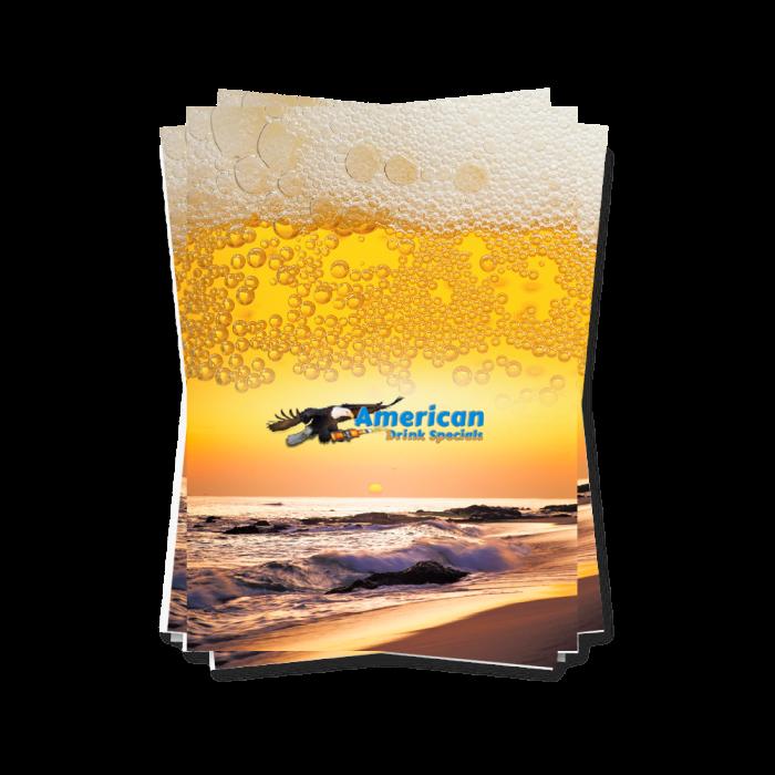 Bar & Restaurant Flyer Design
