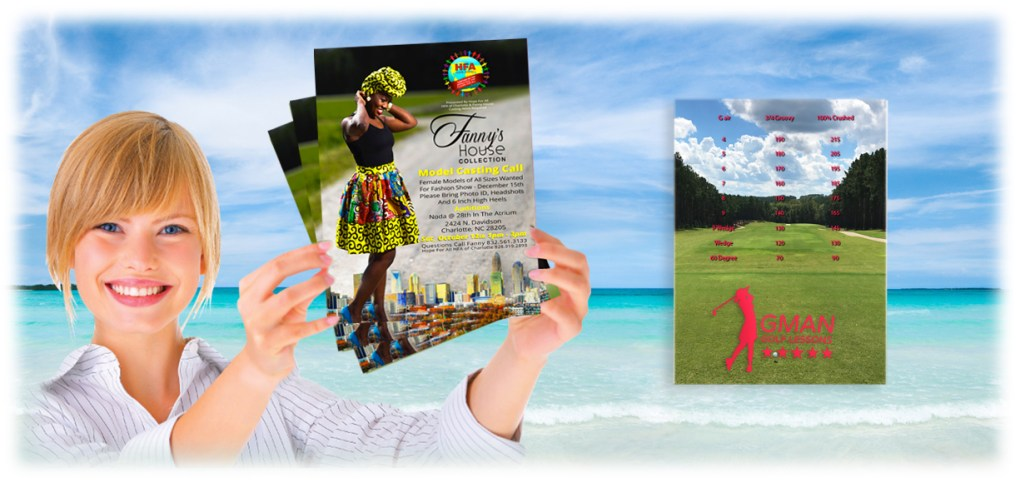 Low Cost Flyer Design