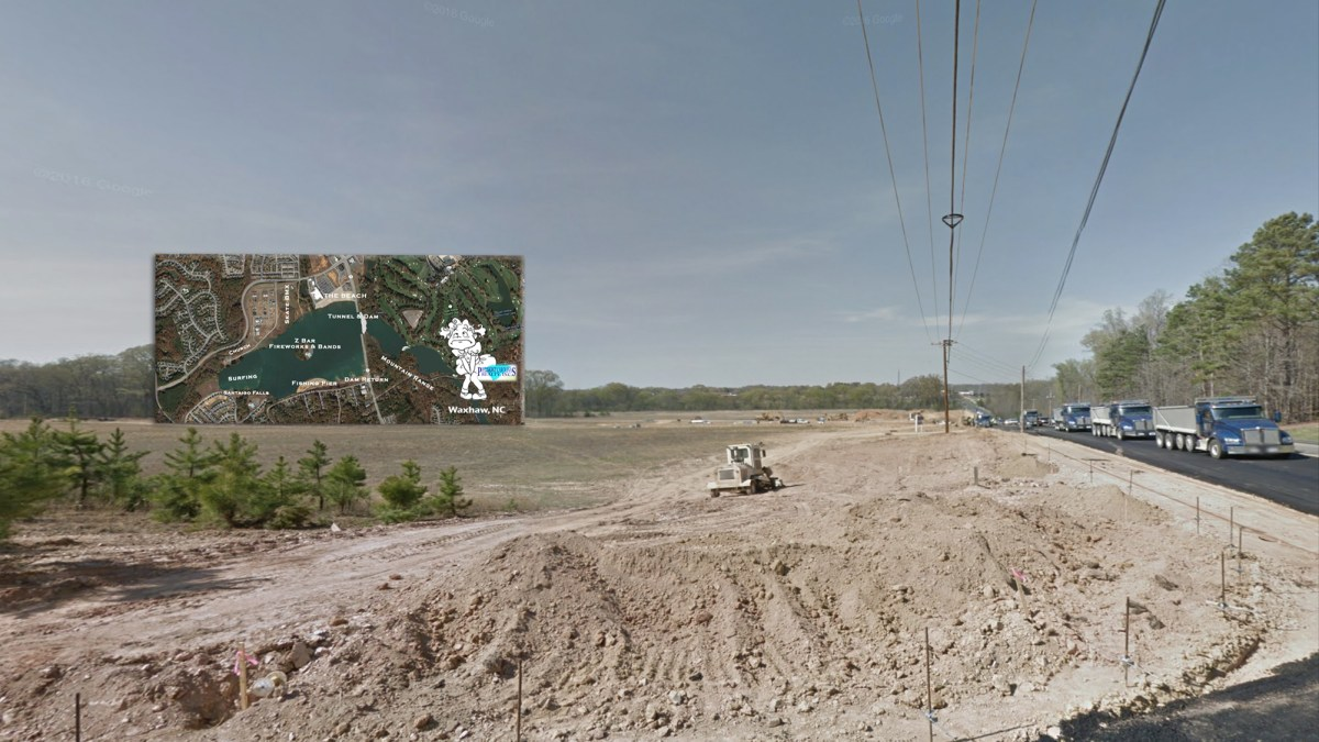 Waxhaw Project Land
