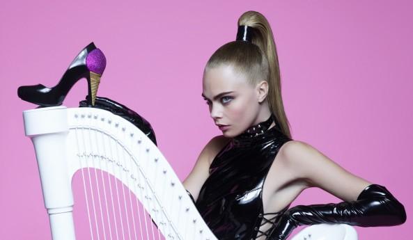 Melissa + Karl Lagerfeld