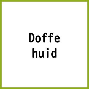 Doffe huid