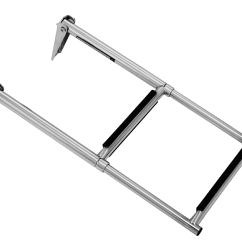 Viper Anchor Winch Wiring Diagram 7 Way Trailer Hitch 2 Stage S Telescopic Boarding Ladder L560mm X W285mm