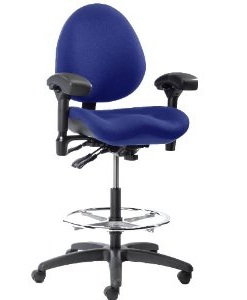 Anesthesia Chairs, Deluxe with Arms