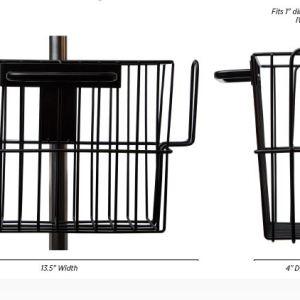 IV Pole Basket