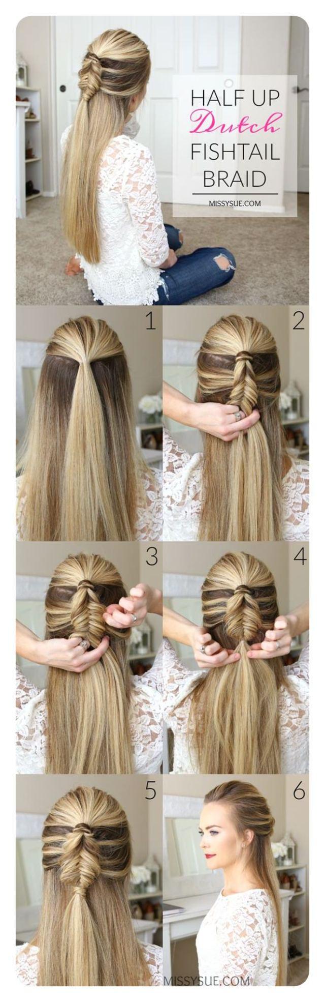 104 fishtail braids hairstyles that turn heads