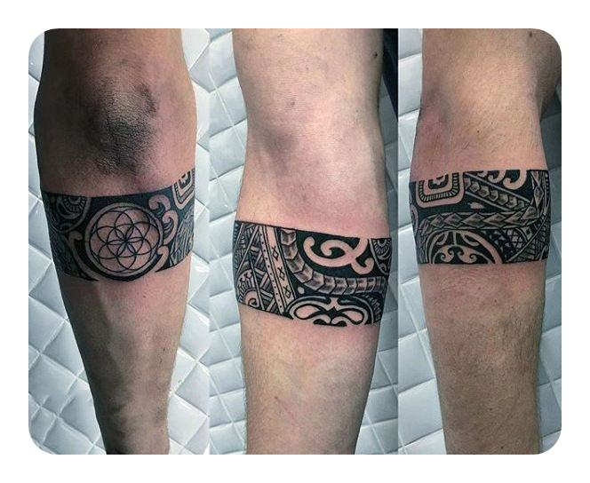 Wrist Band Tattoo Designs