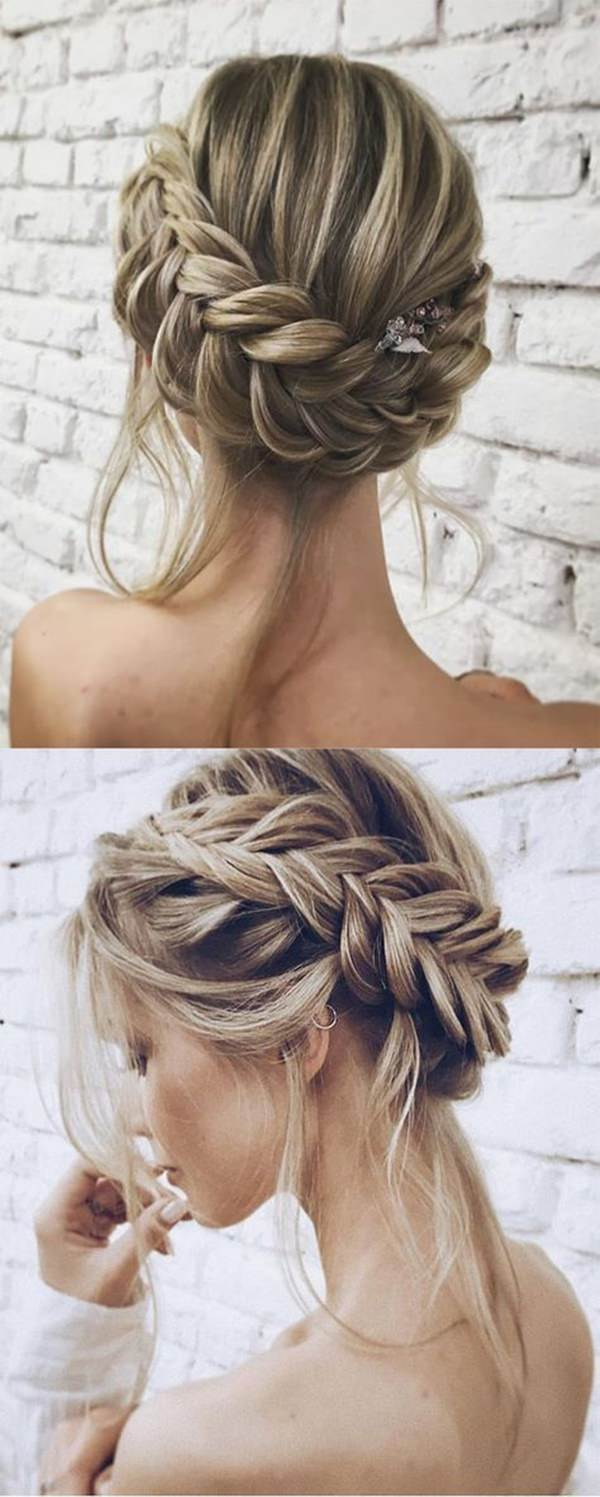 145 sensational wedding hairstyles that you are going to