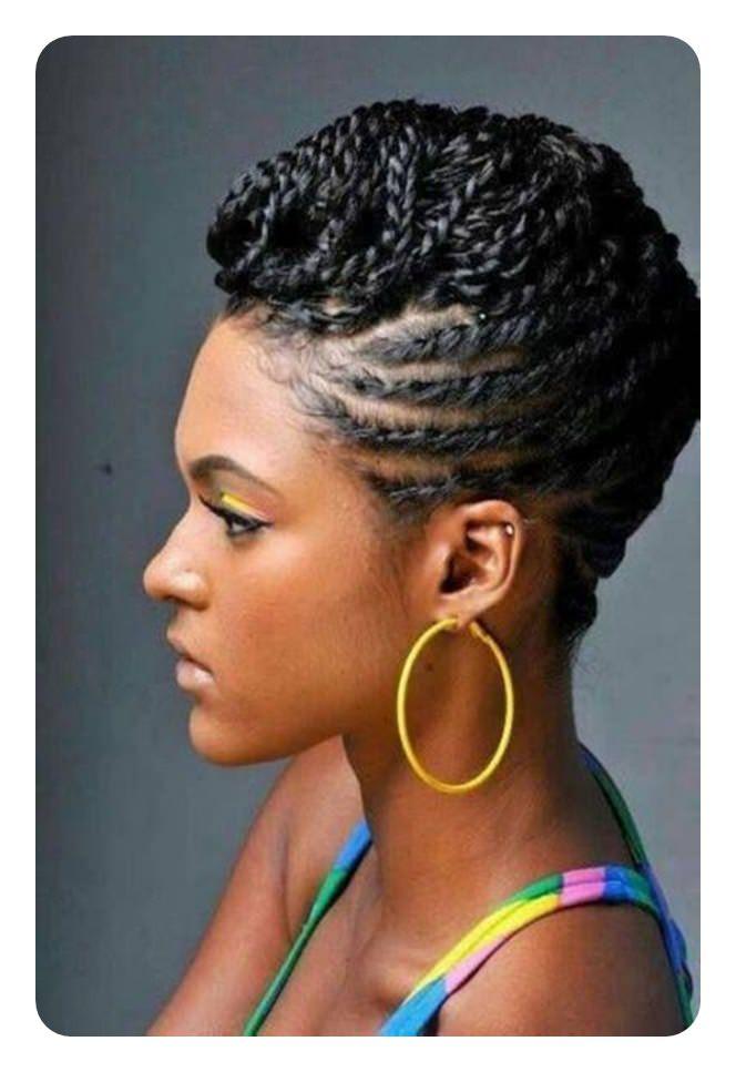 Little Black Girl Flat Twist Hairstyles