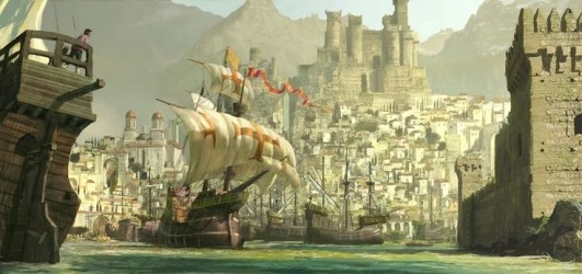 RPG: Create Fantastic Cities In Minutes With This Fantasy City Generator Bell of Lost Souls