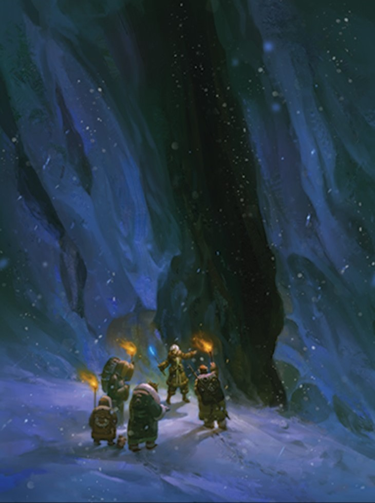 Icewind Dale Dnd 5e : icewind, Setting, Rumors, Abound, Headed, Icewind, Dale?, Souls