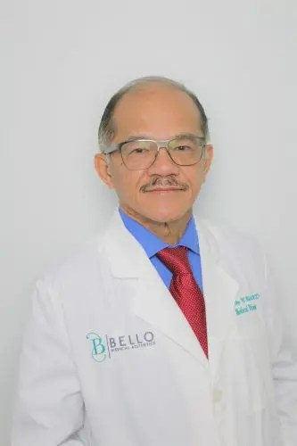 Dr. Rey N. Bello, Owner, Medical Director of Bello Medical Aesthetics