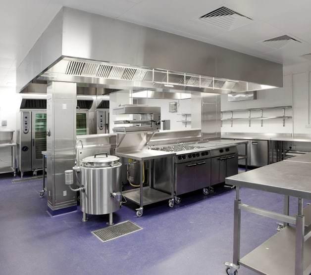 Kitchen Ventilation Restaurant Vent Systems  BIMS