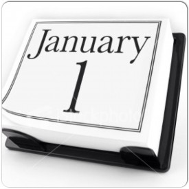 Hello January! You're Not My Favorite Month Of The Year.