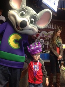 Why Not To Have A Party At Chuck E. Cheese