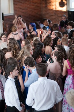 Holston Middle School Dance 8th Grade Formal 2017 Noelle Bell Photography-253