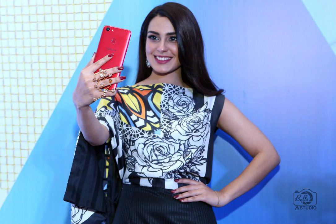 Coverage OPPO F5 Launch in Pakistan