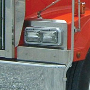 Trux Accessories  Western Star Constellation Fender Guard