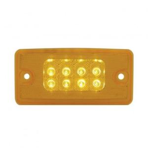 United Pacific Amber/Amber Freightliner Reflector Cab Light
