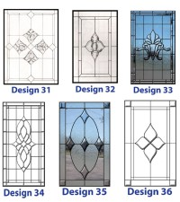 Stained and Leaded Glass windows for your home from Bell