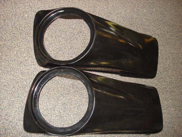 VooDoo lids pair raw