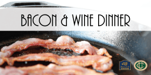 University Club Bacon & Wine Dinner @ University Club of Portland
