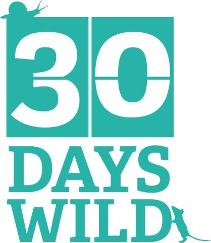 30 Days Wild – Random Acts of Wildness