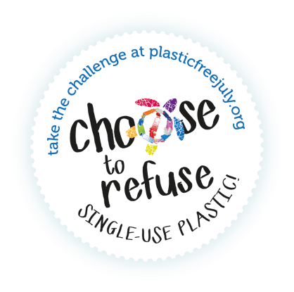30 Days Wild – Day 26 – Tackling Plastic Waste