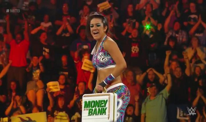 Bayley Money in the Bank