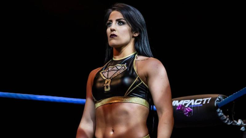 Tessa Blanchard doesn't have an easy road ahead of her