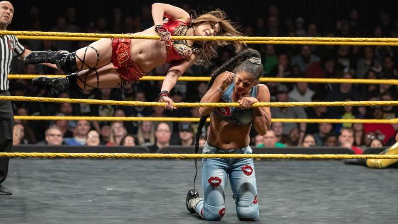 Number one contender's match set for NXT network debut