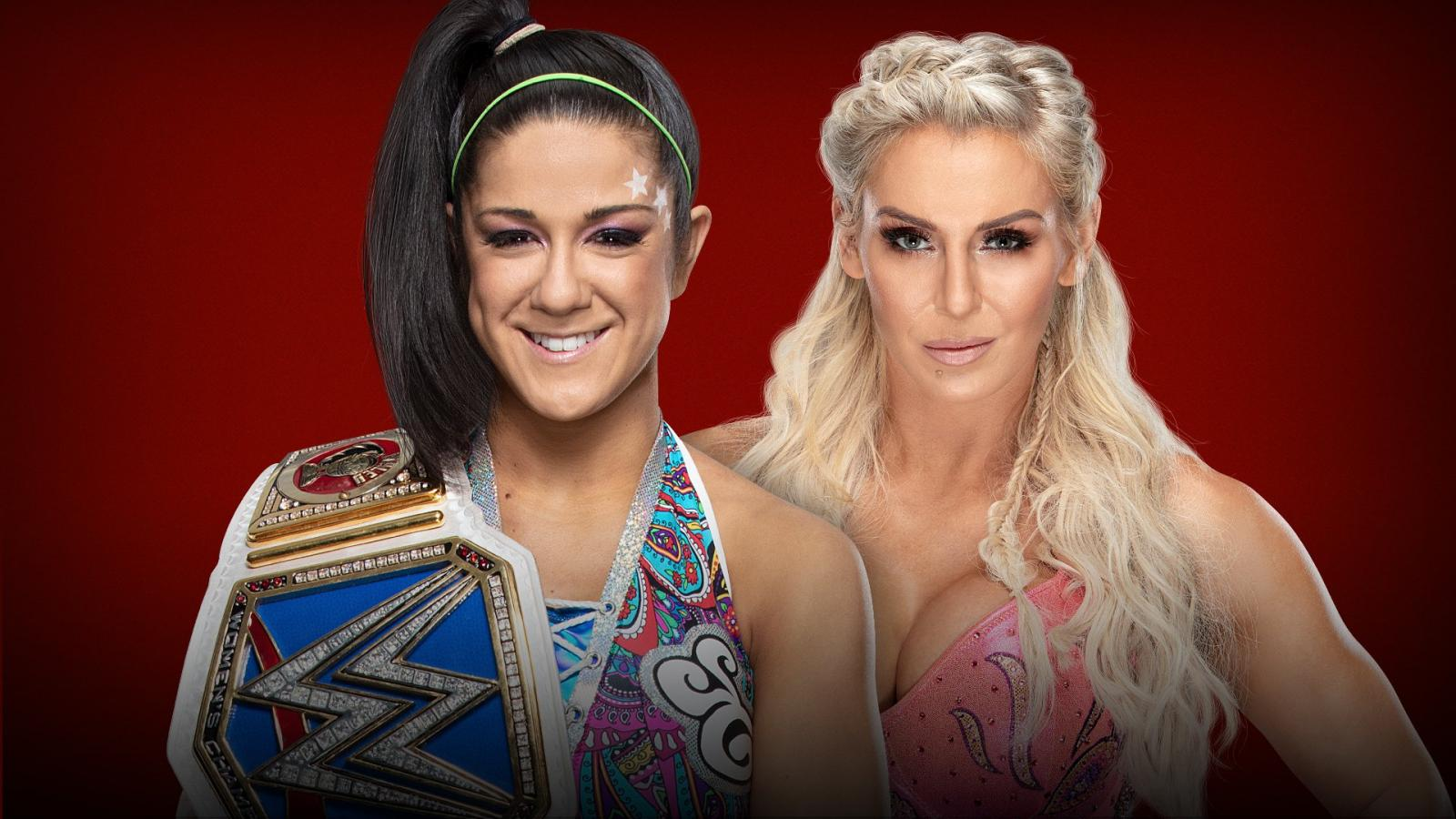 Bayley vs. Charlotte added to Hell in a Cell after poor build