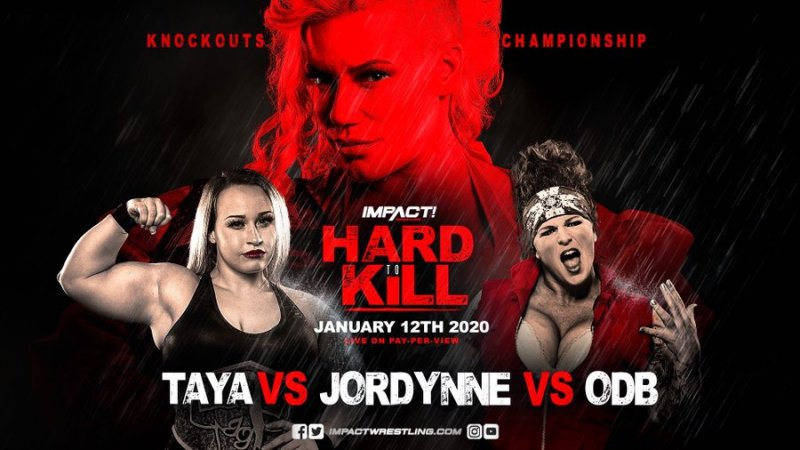 IMPACT adds ODB to Knockouts title match at Hard to Kill