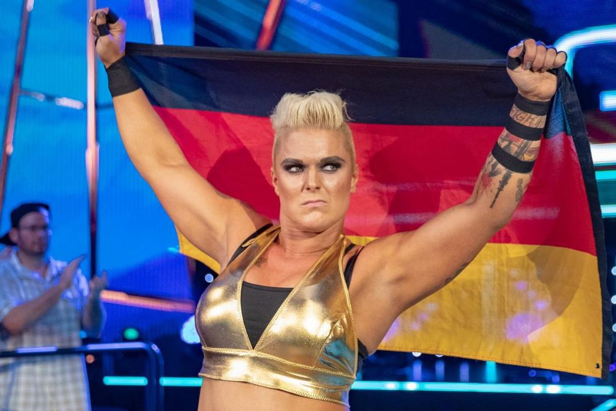 Jazzy Gabert left WWE to do outside projects