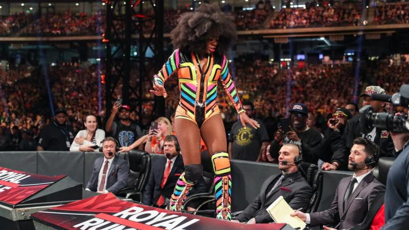 WWE has to let Naomi be great in 2020