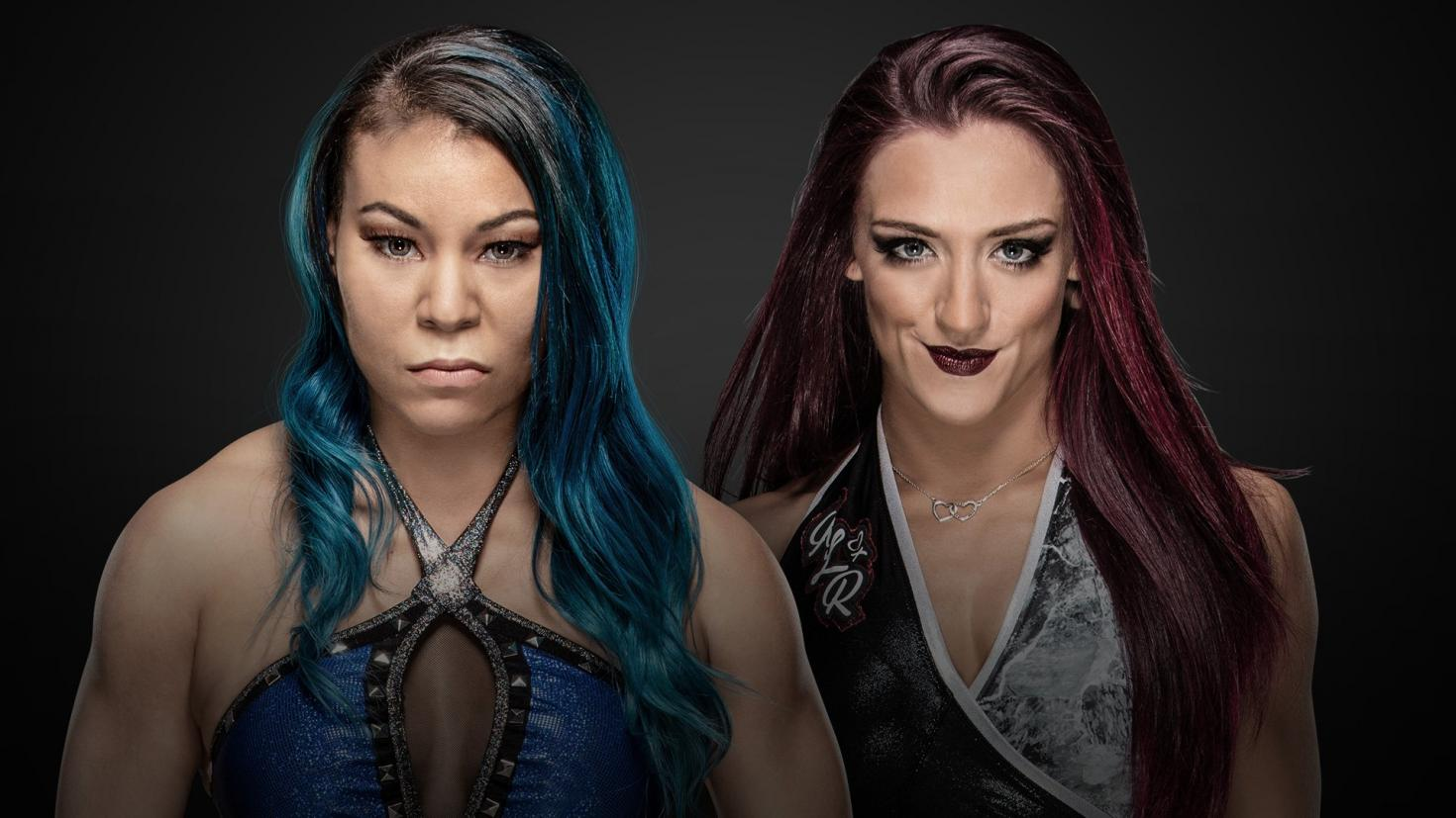 Kay Lee Ray vs. Mia Yim set for Worlds Collide Pre-Show
