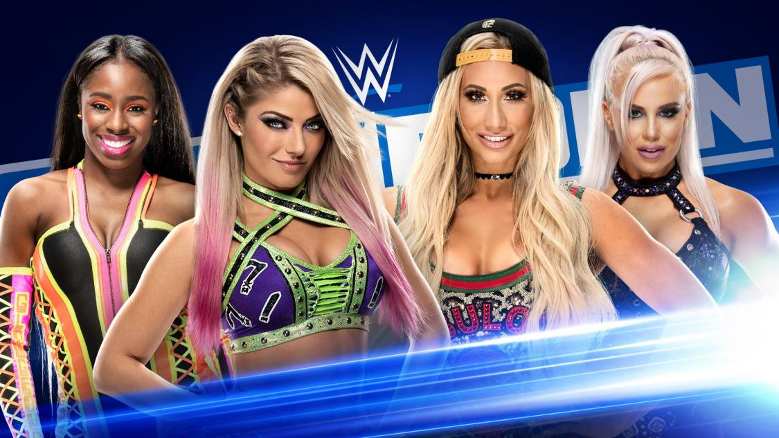 Carmella earns a shot at the SmackDown women's title