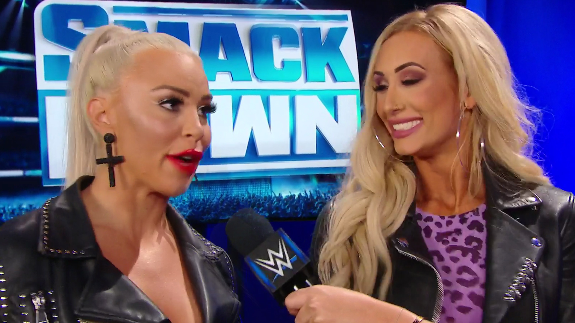 Dana Brooke joins the Women's Money in the Bank match