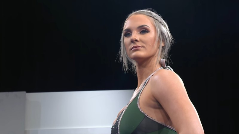 Kamille makes in-ring debut for NWA