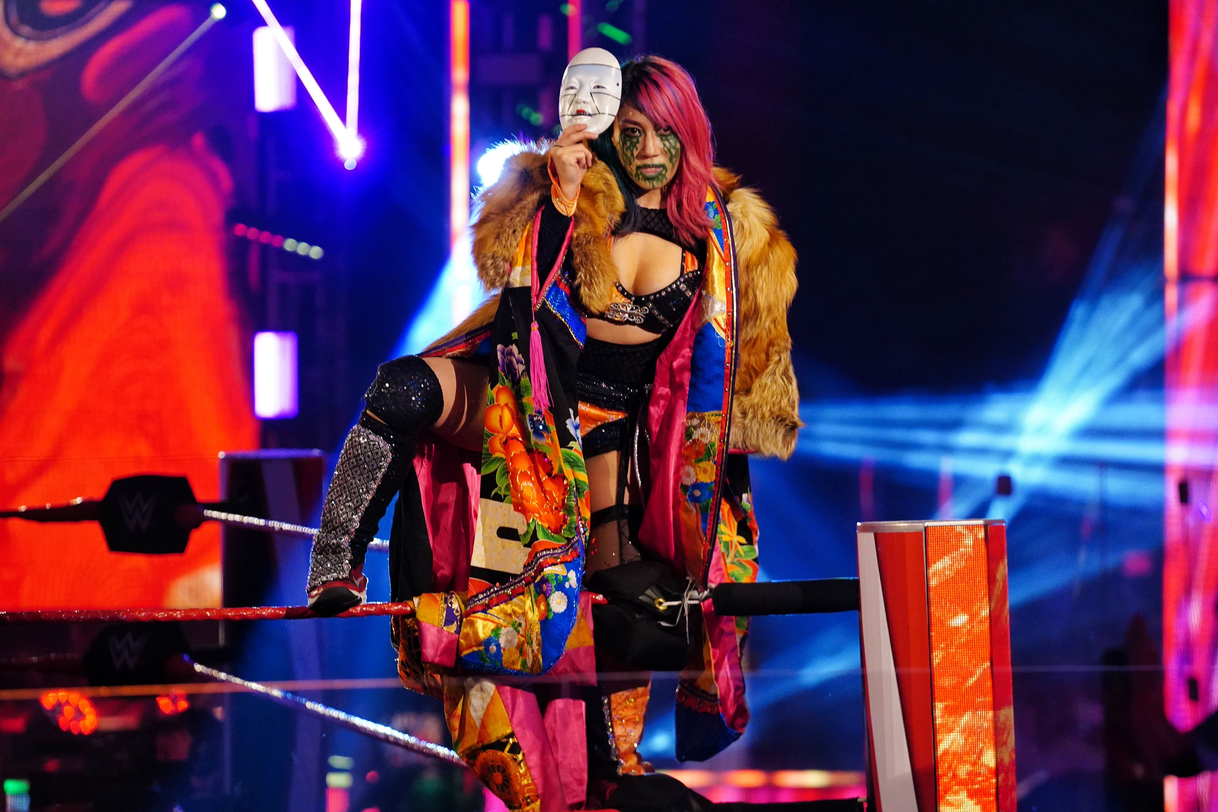 Two matches pulled from WWE Clash of Champions, Asuka works twice